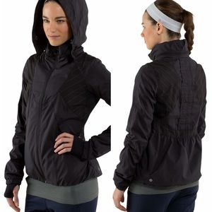 Lululemon Run Hustle Jacket
